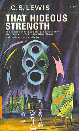 Another funky 70s cover. Not sure what any of this has to do with the book, except for the University building.