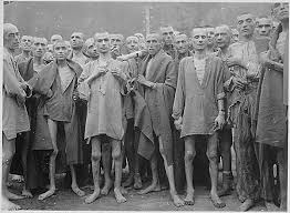 Mauthausen Concentration Camp, May 1945