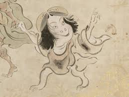 A Japanese yokai Picture from Wikicommons