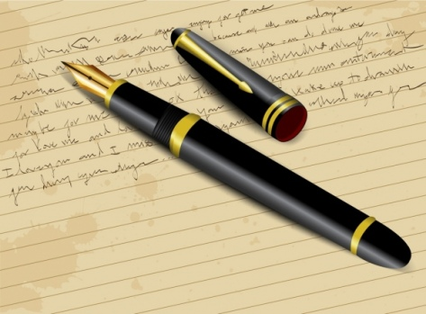 letter_writing_background_3d_pen_icon_paper_backdrop_6832728